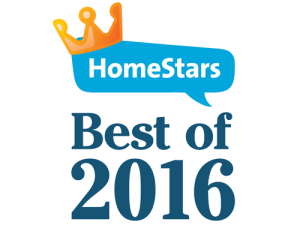 Best of Homestars 2016